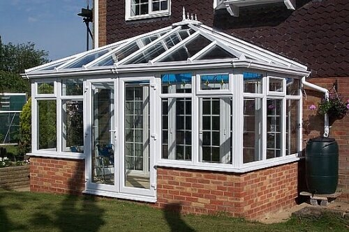 Edwardian Conservatory Rooms