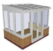 Lean to Small Conservatory M