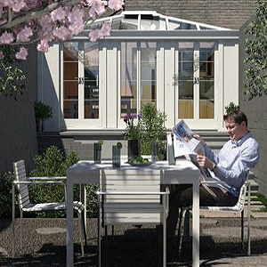 Large Conservatories Prices and Design