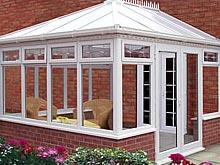 3x3 conservatory