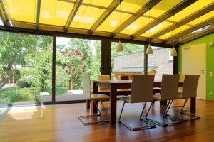 Veranda Style Glass Conservatory