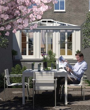 5 Things to Consider Before Buying a UPVC Conservatory.