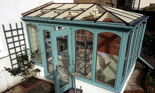 Conservatory Roofing M2
