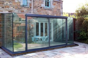 Glass Box Conservatory
